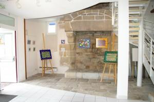 Exposition à la Maison du Patrimoine de Mesquer Quimiac