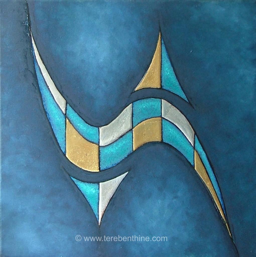 vespertilia bleu
